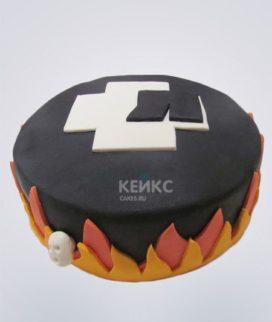 Торт Rammstein 3 Фото