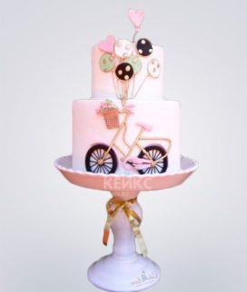 Торт Весенний 1 Фото