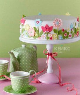 Торт Весенний 7 Фото