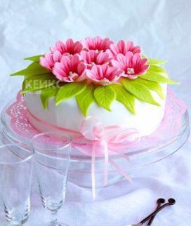 Торт Весенний 12 Фото
