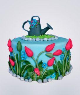 Торт Весенний 17 Фото