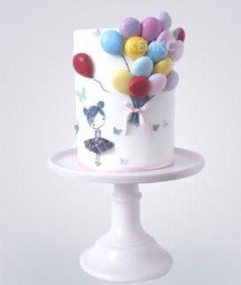 Торт Весенний 19 Фото