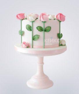 Торт Весенний 3 Фото