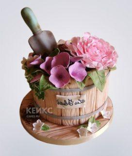 Торт Весенний 4 Фото