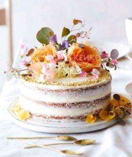 Торт Весенний 6 Фото