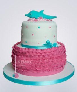 Торт Дельфин 7 Фото