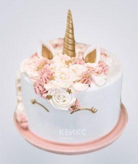 Торт Единорог 21 Фото