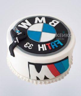 Торт БМВ 10 Фото