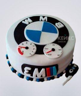 Торт БМВ 17 Фото