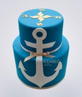 Торт ВМФ 4 Фото
