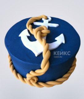 Торт ВМФ 6 Фото