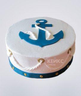 Торт ВМФ 7 Фото