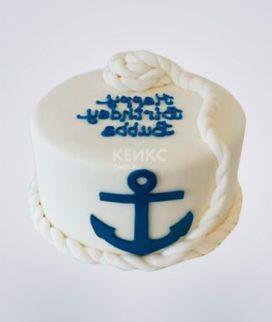 Торт ВМФ 8 Фото