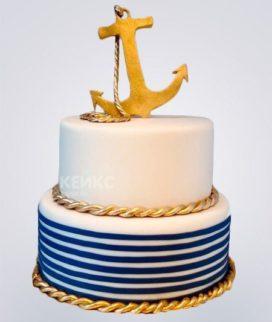 Торт ВМФ 9 Фото