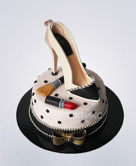 чувствуем торт с туфелькой фото москве