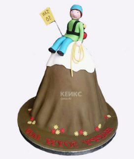 Торт для альпиниста-1 Фото