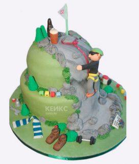 Торт для альпиниста-10 Фото