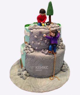 Торт для альпиниста-13 Фото