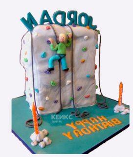 Торт для альпиниста-2 Фото