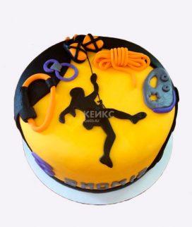 Торт для альпиниста Фото