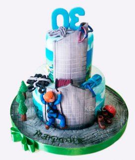 Торт для альпиниста-6 Фото