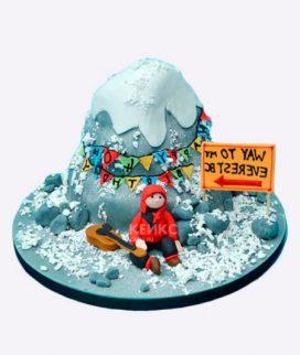 Торт для альпиниста-7 Фото