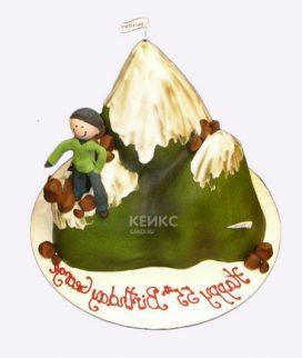 Торт гора-10 Фото