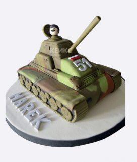 Торт танк-3 Фото