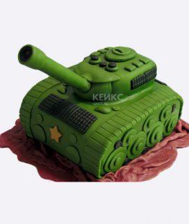 Торт танк-5 Фото