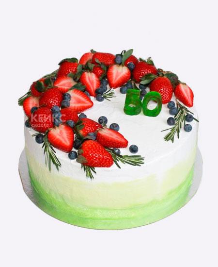 временем торты украшенные фруктами фото производитель по-своему