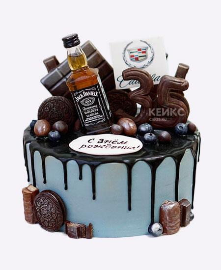 пример торт на юбилей мужу 35 лет можно хорошо