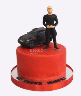 Торт бмв х5 Фото