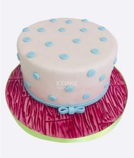 Основа торта с декором 46 Фото