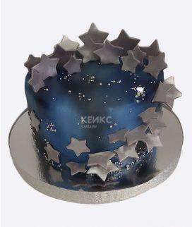 Основа торта с декором 48 Фото