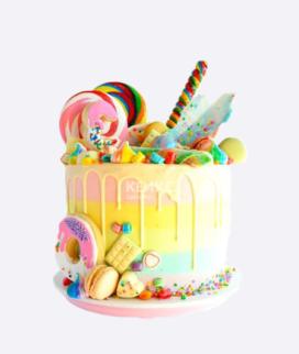 Торт на день рождения подростку 4 Фото